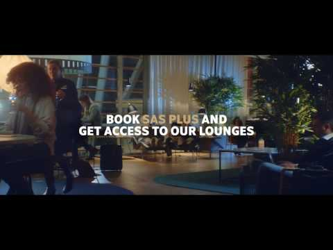 SAS PLUS 20s Lounge DK