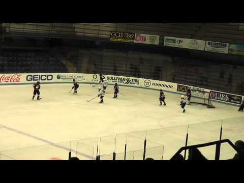 Maine Gladiators v. Jr. Black Bears Highlights
