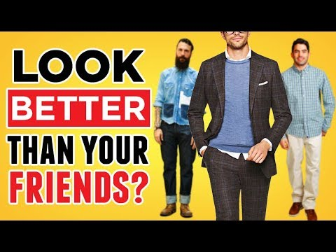 Beard styles - 10 Style UPGRADES To Look BETTER Than Your Friends  RMRS Men's Fashion Videos
