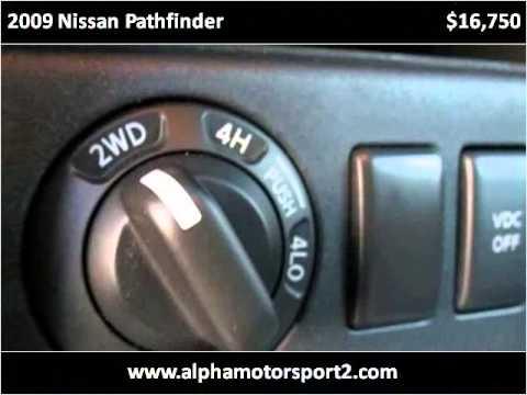 2009 Nissan Pathfinder Used Cars Stafford VA