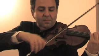 Youtube Symphony Orchestra - Philippe Aïche explique le spiccato