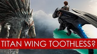 Video Is Toothless a Titan Wing? THEORY [How to Train Your Dragon] MP3, 3GP, MP4, WEBM, AVI, FLV Juni 2018