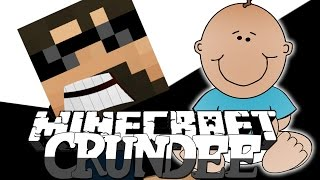 Minecraft: CRUNDEE CRAFT | HAVING A BABY!! [22]
