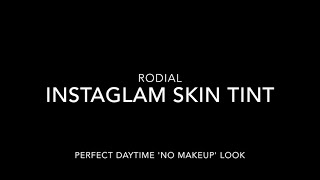 The Perfect Daytime 'No Makeup' Look with Rodial | John Wharff Television