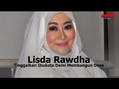 Lisda Rawdha, Tinggalkan Ibukota Demi Membangun Desa