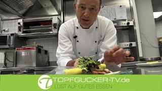 Teriyaki - Entenbrust | Salat von grüner Mango | Rezeptempfehlung