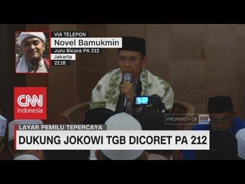 Download Video Jubir PA 212 : TGB Dukung Jokowi Karena Tersandera Kasus Pidana