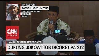 Video Jubir PA 212 : TGB Dukung Jokowi Karena Tersandera Kasus Pidana MP3, 3GP, MP4, WEBM, AVI, FLV Juli 2018