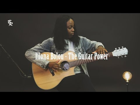 Illona Bolou - The Guitar Power