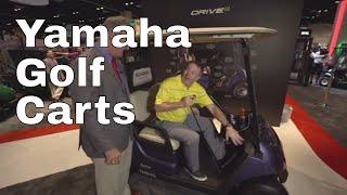 8. Yamaha Golf Carts