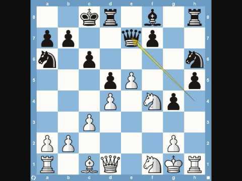 1963 US Chess Championship Bobby Fischer vs Larry Evans