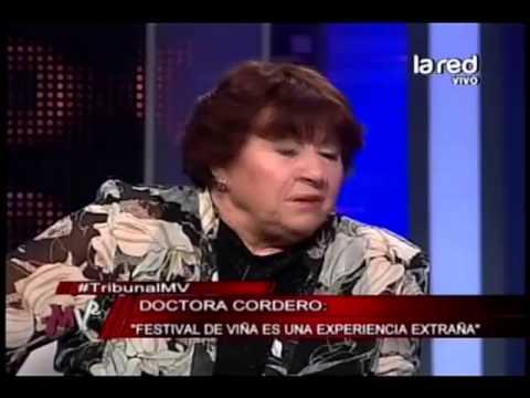 Doctora Cordero examina el rol de Eva Gómez en el Festival de Viña 2013