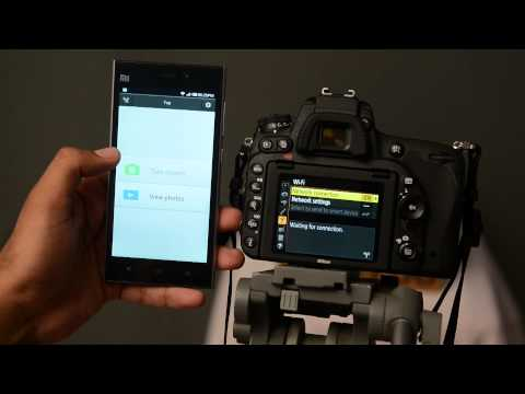 Community Magazine – nikon D750: how to click or transfer photos on mobile devices ( andriod ,iphone, ipad ) via wifi