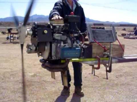 EA81 SUBARU EXPERIMENTAL AIRCRAFT ENGINE WARP DRIVE PROP