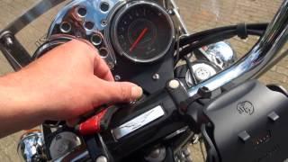 7. Moto Guzzi California Vintage Ansicht 2