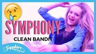 Video Symphony - Clean Bandit ft. Zara Larsson | Cover by Sapphire MP3, 3GP, MP4, WEBM, AVI, FLV Maret 2018