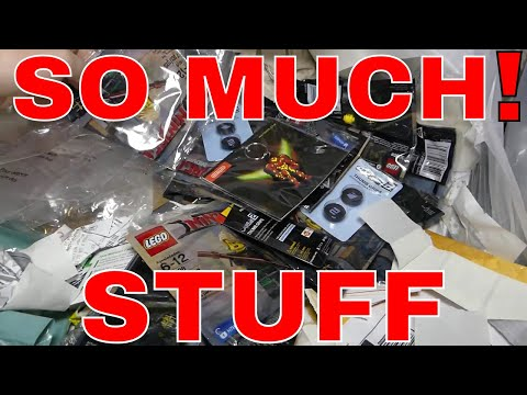 !!REALLY GREAT DUMPSTER HAUL!! Gamestop Dumpster Dive Night #324