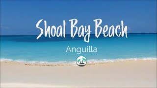 The Caribbean is full of islands with beautiful beaches, but Anguilla stands out from the crowd. This island is full of stunning white sand beaches, and Shoa...