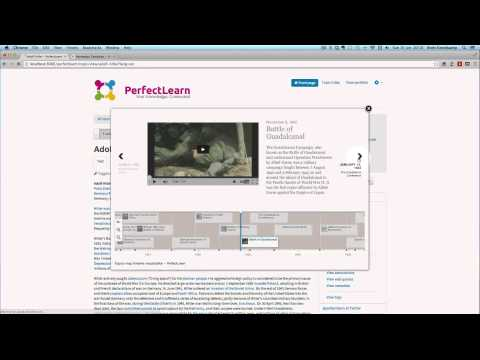 PerfectLearn Knowledge Management World War 2 (History) Case Study