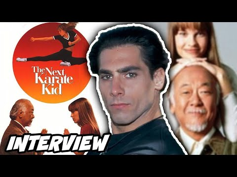 The Next Karate Kid's Michael Cavalieri Interview and Behind the Scenes Stories