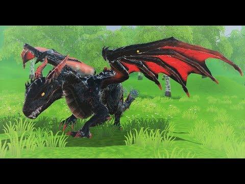 New Upcoming Dragon Game (Unity)