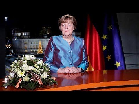 Άνγκελα Μέρκελ: «Είμαστε πιο δυνατοί από την τρομοκρατία των Ισλαμιστών»