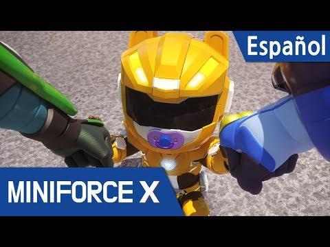 (Español Latino) MINIFORCE Capítulo EP9 - EL HECHIZO DE LA BRUJA