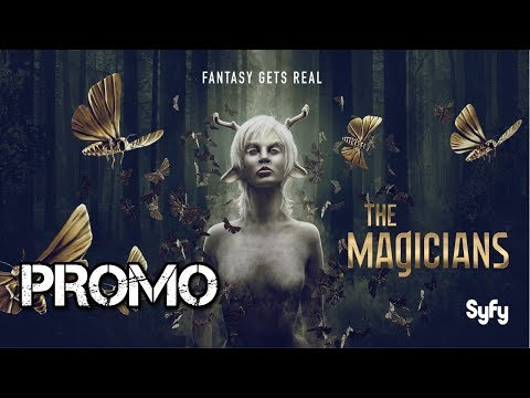 The Magicians - Season 3 - New Promo - Epic Quest