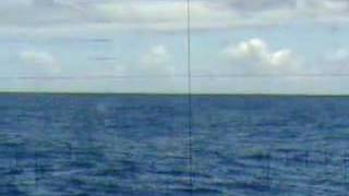 USS Wyoming Diving Periscope View