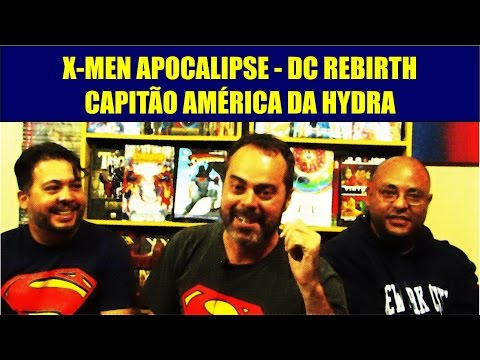 Video da equipe responsável pela SANTOS COMIC EXPO