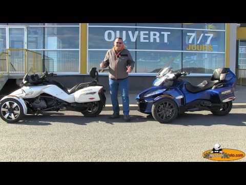 Location Can-Am Spyder - Riendeau Sports
