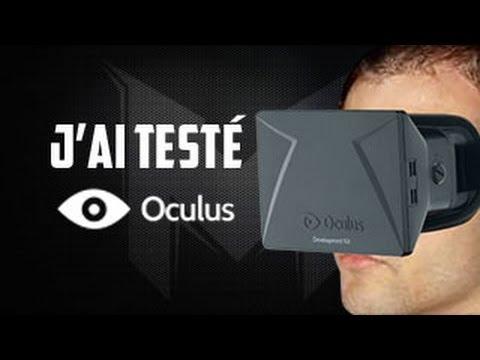 Oculus Rift, la révolution du jeux vidéo? (Dreamhack 2013)