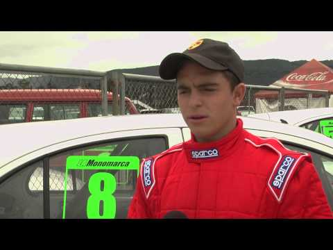 Entrevista Felipe Álvarez, piloto categoría Nissan March de La Monomarca