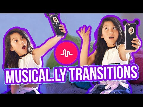 Musically Transitions Tutorial!! How To Do My Favorite Transitions!! | Txunamy