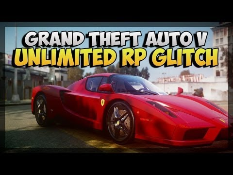 Gta - GTA 5 Glitches - Unlimited RP Glitch 1.12 - How To Rank Up Fast In GTA 5 Online ! (GTA 5 Glitches)