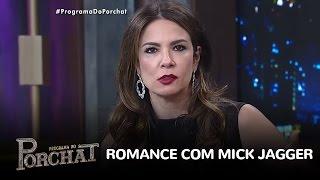 Luciana Gimenez diz que Glória Maria a apresentou Mick Jagger