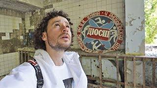 EXPLORANDO CHERNOBYL 2: Pripyat y base miliar (parte 2/2)