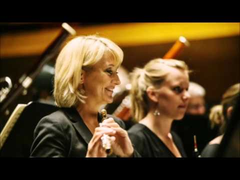 Ravel Daphnis et Chloé flute solo Ulla Miilmann