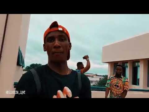Eldeezy - Freestyle on Sarkodie ft. Jayso's #Bossy instrumental