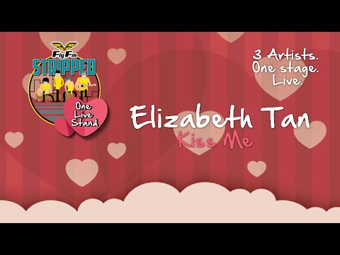 Video Elizabeth Tan - Kiss Me #FlyFmStripped One Live Stand download in MP3, 3GP, MP4, WEBM, AVI, FLV January 2017