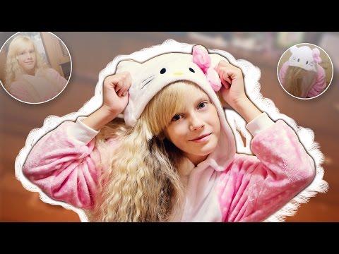 Распаковка посылки с Aliexpress I КИГУРУМИ I Kigurumi Hello Kitty