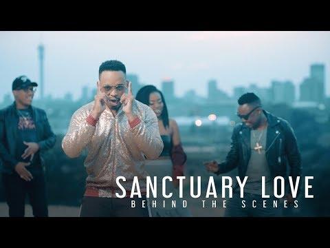 SANCTUARY LOVE - Donald ft Tira, Zanda Zakuza & Prince Bulo | Behind the Scenes