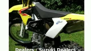 3. 2010 Suzuki RMX 450Z - Walkaround