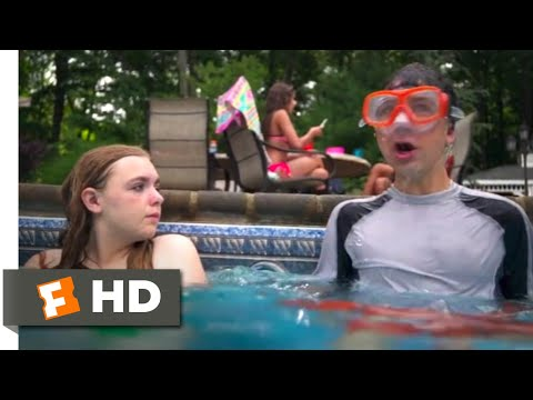 Eighth Grade (2018) - Pool Party Scene (2/10) | Movieclips