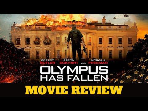 Olympus Has Fallen (2013) - movie review