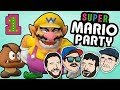 Download Lagu LET'S GO, GOOMBS | Let's Play Super Mario Party (Megafruit Paradise) - PART 1 | Thumb Wars Mp3 Free