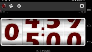 Timesolutely lite - timer YouTube video