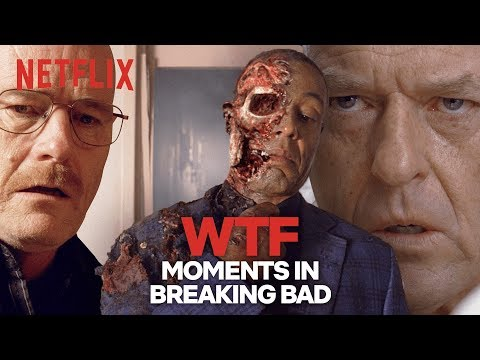 Breaking Bad's Most WTF Moments | Netflix