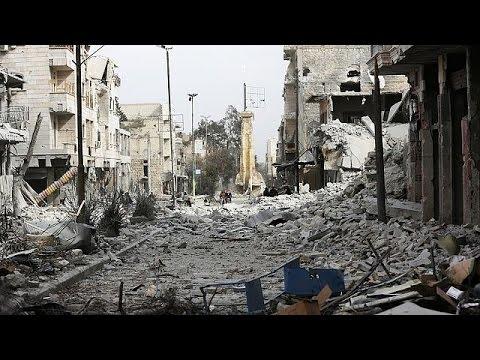 Έξι χρόνια εμφυλίου πολέμου στη Συρία