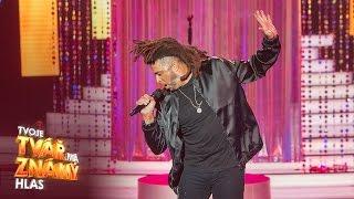 Martin Dejdar jako The Weeknd -